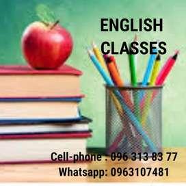 English Classes
