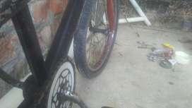 Linda Bicicleta Única Y Barata