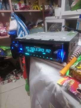 Radio de carro pioneer