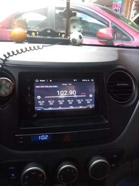 Arreglo radio gran i10