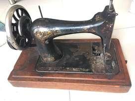 Maquina de coser antigua singer manfg.co