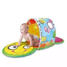 Gimnasio De Túnel De Actividad De Juguete Para Bebé
