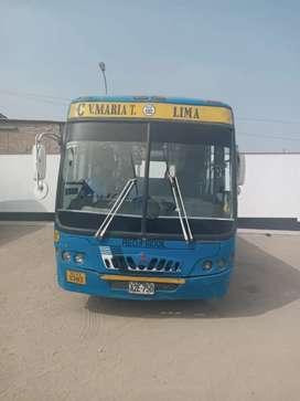Se vende bus de transporte público