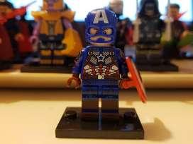 Minifiguras Tipo Lego de Avengers