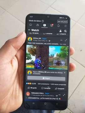 Vendo Samsung A30 o cambio por iphone 7 plus