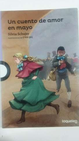 Libro Un Cuento de Amor en Mayo