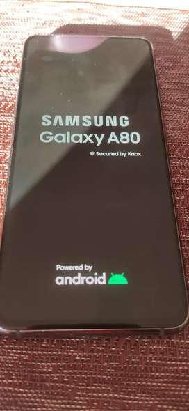 Samsung a80 dúos vendo cambio