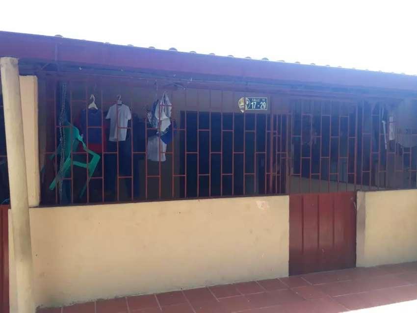 Se vende casa en el barrio villa ortiz 0