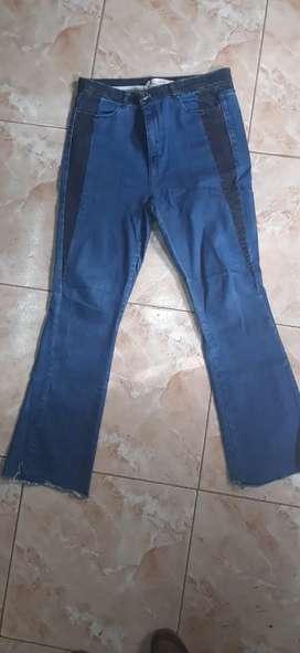 Pantalon jeans talle 44
