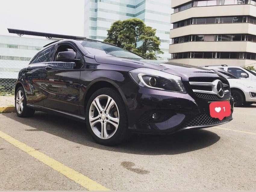 VENCAMBIO Mercedes Benz A200 2016 0