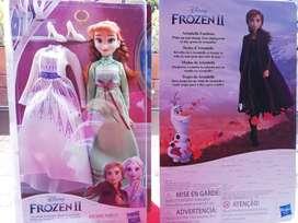 Frozen II  muñeca Ana
