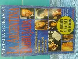libro usado la argentina embrujada de viviana gorbato