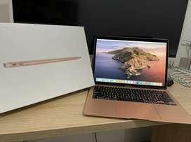 "MacBook air 2020 13"" gold"