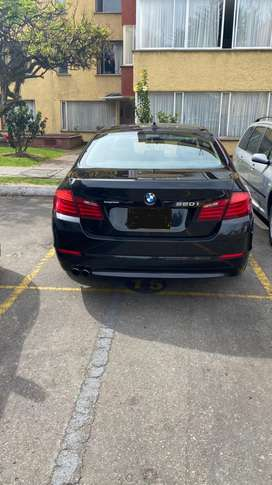 BMW 520 Twin turbo 2014, se encuentra en perfectas condiciones, mantenimiento exclusivo autogermana.