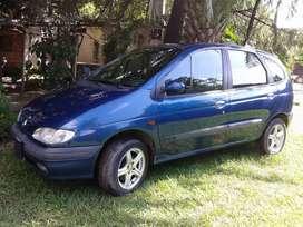 Urgente vendo Renault scenic full base