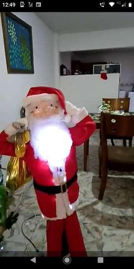 Vendo papá Noel de 1.20 m