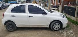 NISSAN MARCH    VENDO O PERMUTO