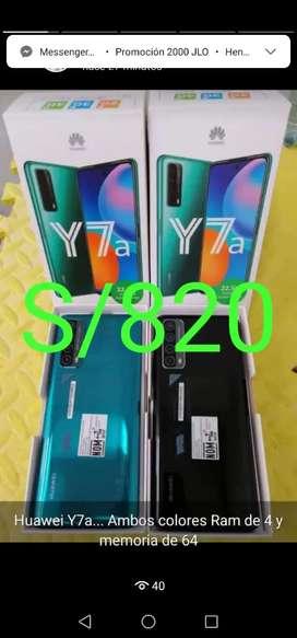 Huawei Y7 A