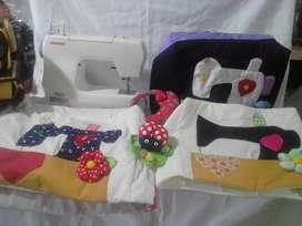 Forro personalizado para máquina de coser!! El mejor regalo para mama!!