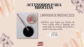 LIMPIADOR DE BROCHAS SECO