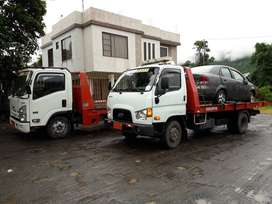 Servicio de grúas en Macas