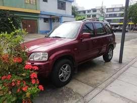 Camioneta Hoda CRV CR-V