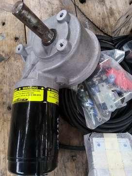 Vendo motor de encarpado volqueta 12 voltios