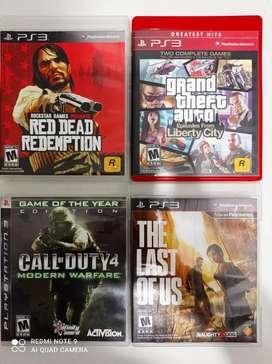 Juegos de PlayStation 3