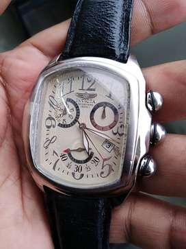 Reloj INVICTA LUPAH Cronografo Suizo