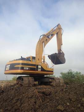 VENDO EXCAVADORA CATERPILLAR 325