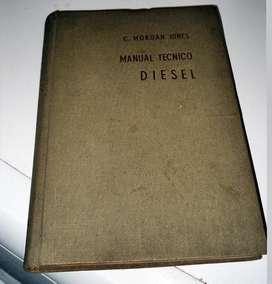 Manual Tecnico Diesel de C. Morgan Jones