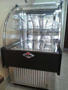 Vitrina refrigerada pastelera