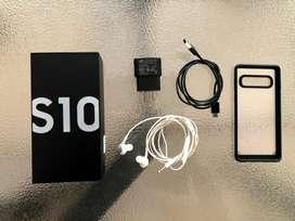Celular Samsung Galaxy S10 128GB Libre En Perfecto Estado
