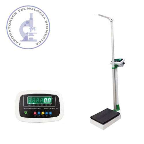 Balanza Digital  con Tallímetro/ GREATMEDIC – TCS-200B-RT Lactebio 0