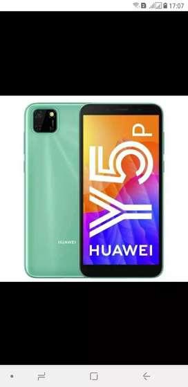 Vendo Huawei y5p de 32 gb