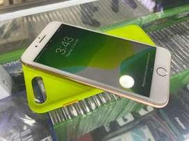 Iphone 8 plus oro rosa en perfecto estado
