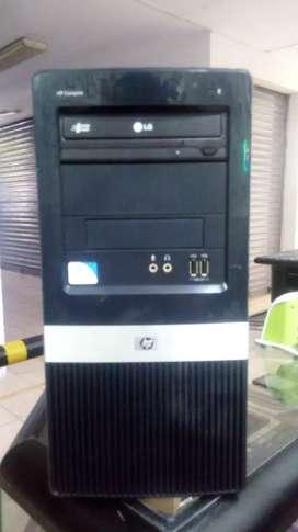 Venta de computadora HP S/550 solo CPU