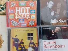 VENDO 40 CD'S. MÚSICA DE MUCHOS GÉNEROS