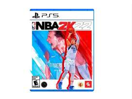 Juego Playstation 5 Nba 2k22 2k Ps5