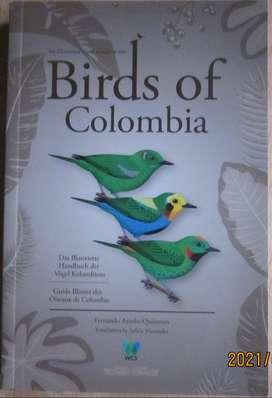 Guía ilustrada de la Avifauna colombiana