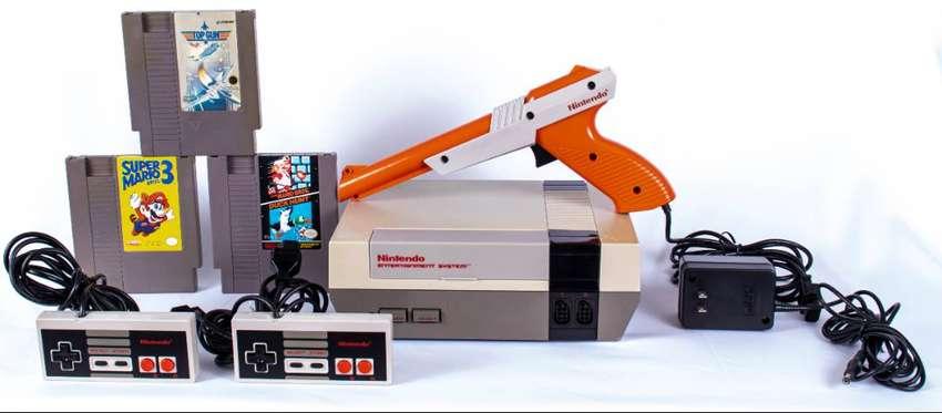 Nintendo Nes / Original de 1985 / Completo / Único en Venta