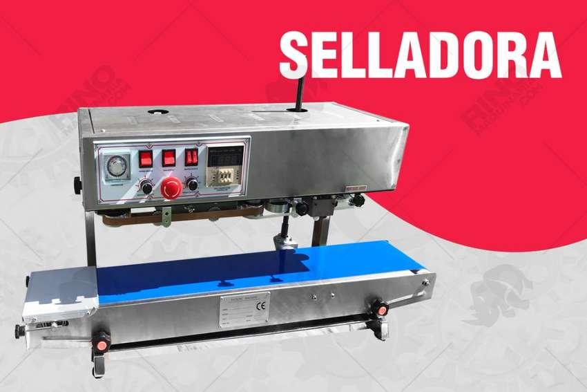 Selladora empacadora con Codificadora Vertical Horizontal Entrega inmediata Quito Guayaquil 0