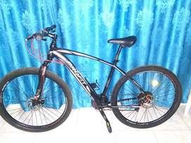 Vendo bicicleta negociable
