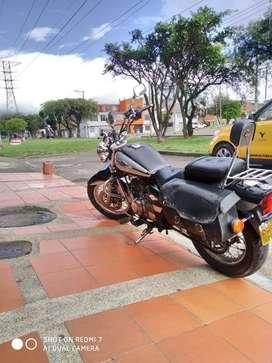 HERMOSA!!! Moto Japonesa!!