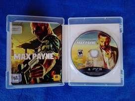 Max Payne ps3