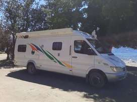 MOTORHOME SPRINTER 413 IMPECABLE!!