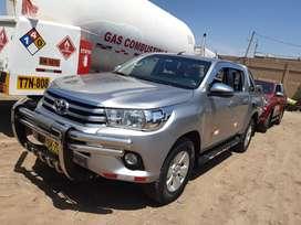 Camioneta Toyota Hilux 4X4