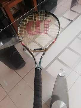 Raquetas originales en excelente estado