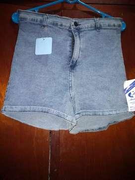 Shorts nuevo de aldeablanca
