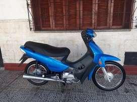 Corven energy 110c 2016 recibo moto